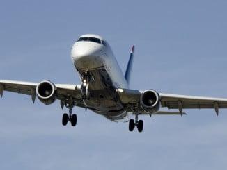 El transporte aéreo crece un 13,0% en noviembre