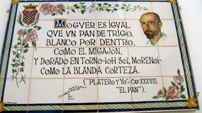 La Diputación convoca el Premio dedicado al poeta universal moguereño
