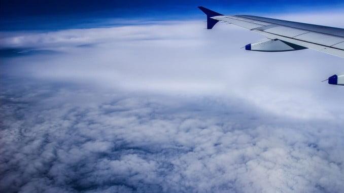 El espacio aéreo español es el cuarto en Europa por volumen de tráfico