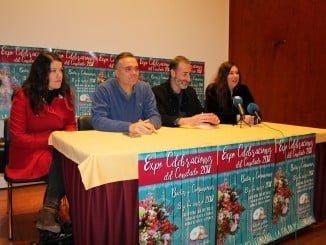 El alcalde de La Palma presenta el evento Expo Celebraciones del Condado
