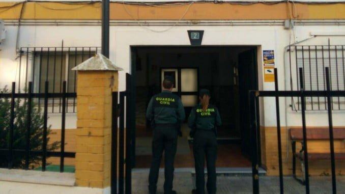 La Guardia Civil ha detenido al presunto autor del robo y recuperado parte de la mercancía