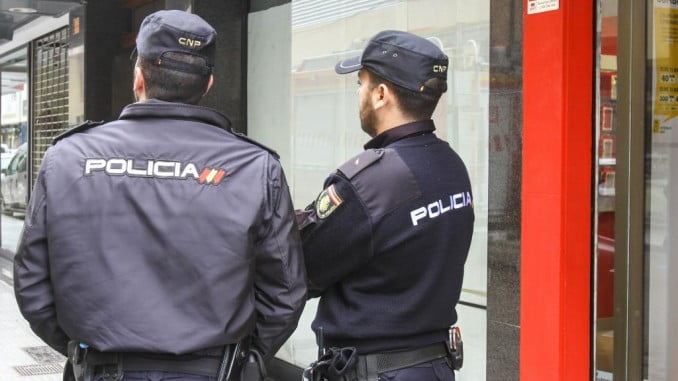 Una mujer confiesa ante la Policía Nacional que mintió al denunciar un falso robo