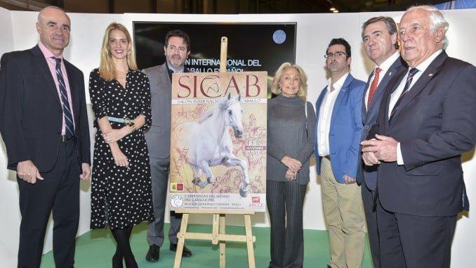 Acto de la presentación oficial del cartel de SICAB 2018