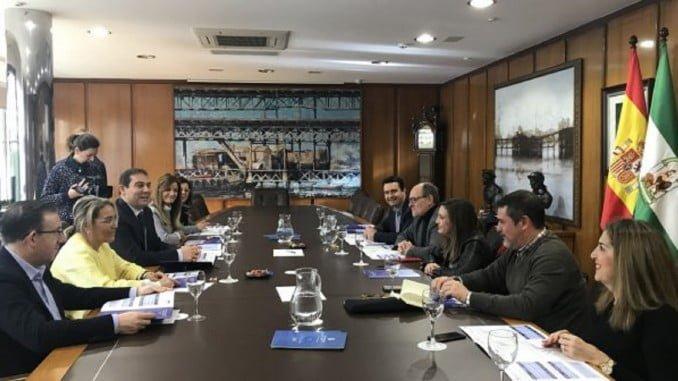 El Puerto destinará los 150 millones de euros para estos próximos dos años principalmente al crecimiento industrial y logístico