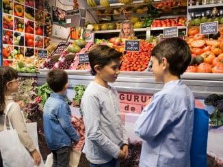 Los niños juegan un papel primordial en la nueva campaña 'Que sea de Huelva'