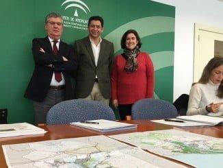 Reunión con varios municipios para abordar el Plan de Aglomeración Urbana de Huelva