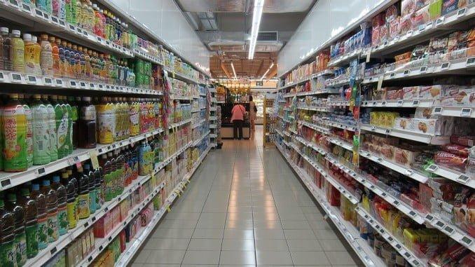El incremento de las ventas del comercio minorista en 2017 es inferior a los de 2016 y 2015