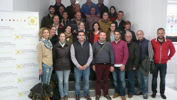 Foto de grupo de participantes en el IV Curso Técnico sobre Sostenibilidad.