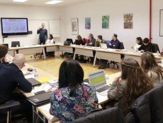 Jornada de presentación del proyecto InfoAdapta-Agri, celebrada esta semana en Madrid