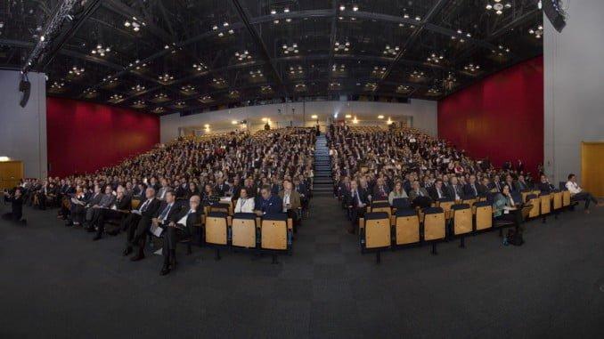 El Congreso reunió a un total de 1.300 profesionales