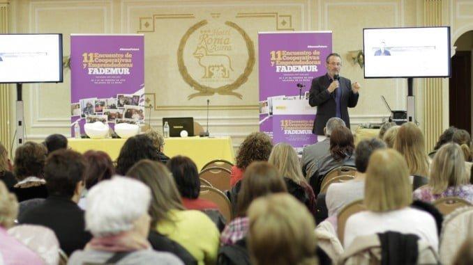 150 mujeres se han dado cita en el encuentro