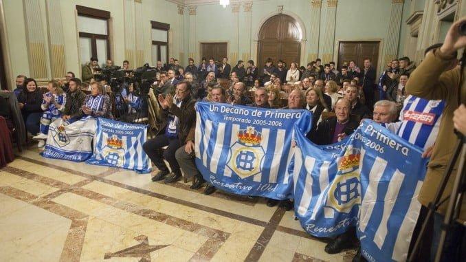 Pleno extraordinario en el Ayuntamiento de Huelva para abordar la situación del Recre