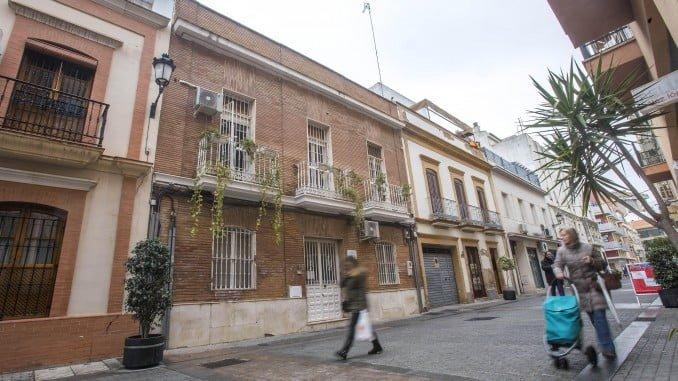 El albergue de Huelva, preparado para recibir a los sin techo en esta frio fin de semana