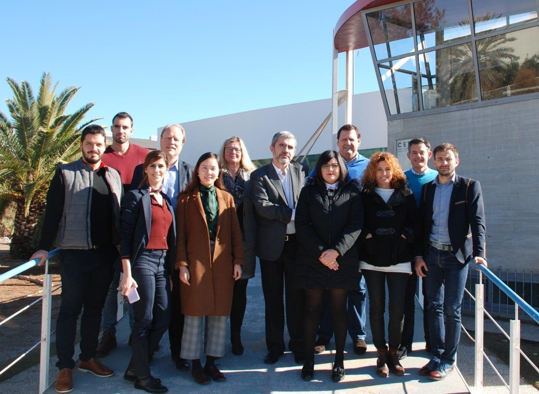 Reunión del consorcio del Proyecto Biomulch