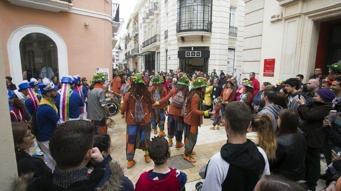 El Ayuntamiento de Huelva y la Fopac impulsan el Carnaval de calle con nuevas actividades