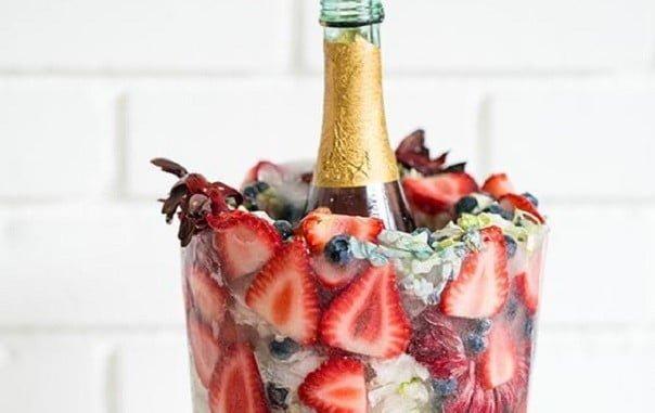 Las fresas no son solo una de las frutas más ricas que existen, sino también una de las más decorativas