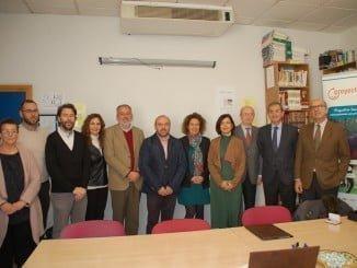 Fundación Cajasol y Obra Social La Caixa firman un acuerdo de colaboración con Proyecto Hombre Andalucía para un Proyecto de Prevención Escolar sobre el consumo de drogas