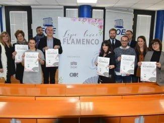 Presentado en la FOE el evento Lepe Loves Flamenco