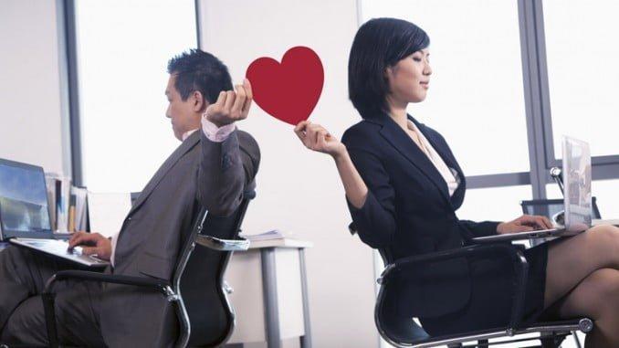 Sólo el 18% de los usuarios encuestados ha tenido alguna vez una relación en su empresa