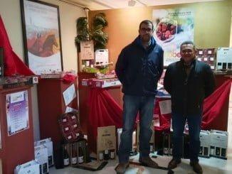 Bodegas Socorro exhibirá todos los vinos y otros excelentes caldos que se producen en sus bodegas en Rociana del Condado