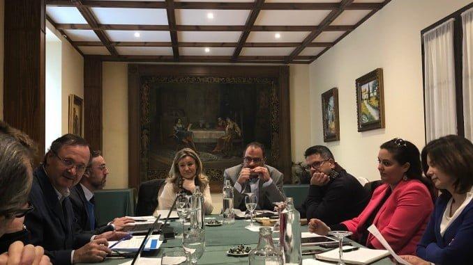 Reunión en Antequera de 14 centros tecnológicos andaluces