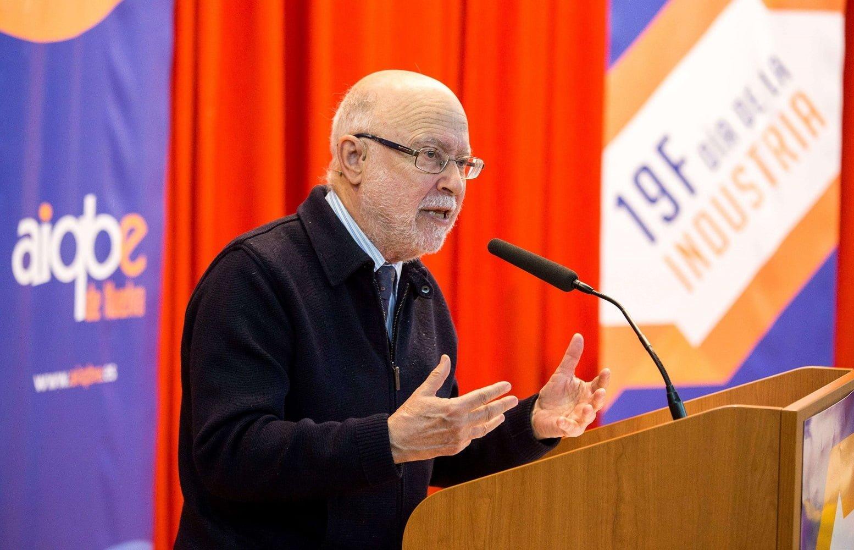 Manuel Toharia es asesor científico de la Fundación Oceanogràfic y forma parte del Jurado del Premio Princesa de Asturias
