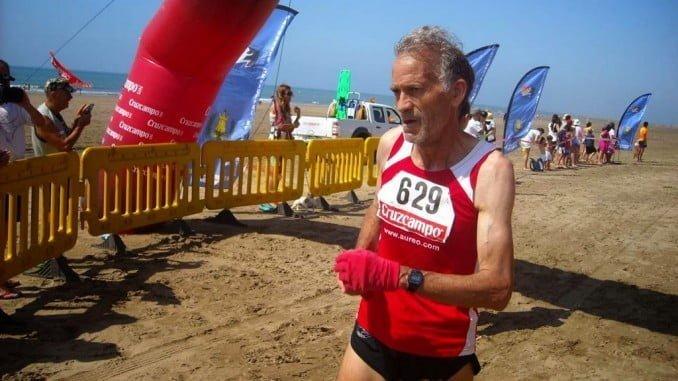 Julio Fernández, el atleta ayamontino, será homenajeado en su pueblo