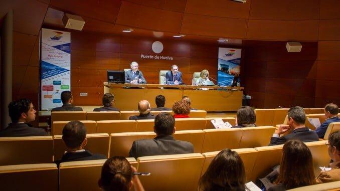 Jornada Short Sea Shipping celebrada en el Centro de Recepción y Documentación del Puerto de Huelva