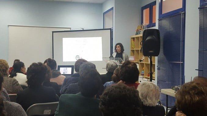 Jornadas Mujer y Ciencia, celebradas en el Centro María Zambrano de Almonte