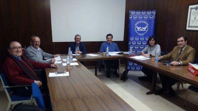 Junta directiva de Bancos de Alimentos de Andalucía