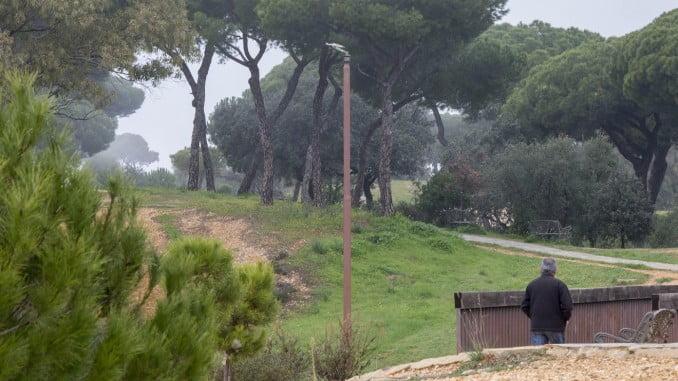 El Parque Moret, el Pulmón Verde de Huelva