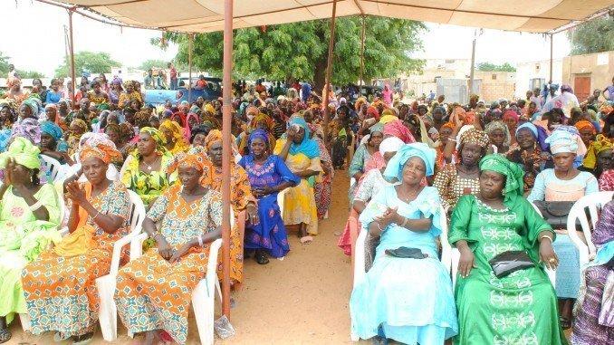 El proyecto permite la inserción socioeconómica de mujeres de Senegal
