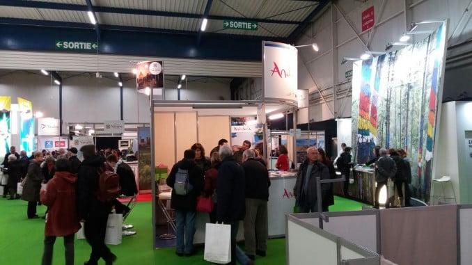 Huelva se promociona en el Salón Mahana de Toulouse