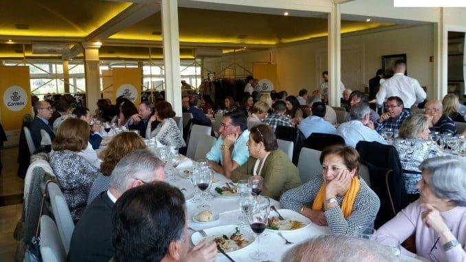 Homenaje a los trabajadores que se jubilaron en Huelva y Sevilla durante 2017 en Correos