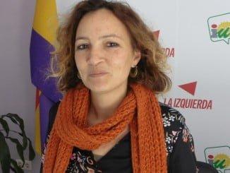 Silvia Zambrano, Responsable Organización IU Huelva