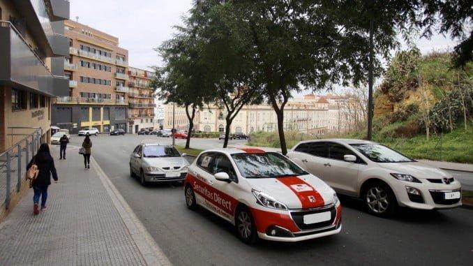 El Consistorio está trabajando para impulsar el vehículo eléctrico en la ciudad para reducir la emisión de CO2