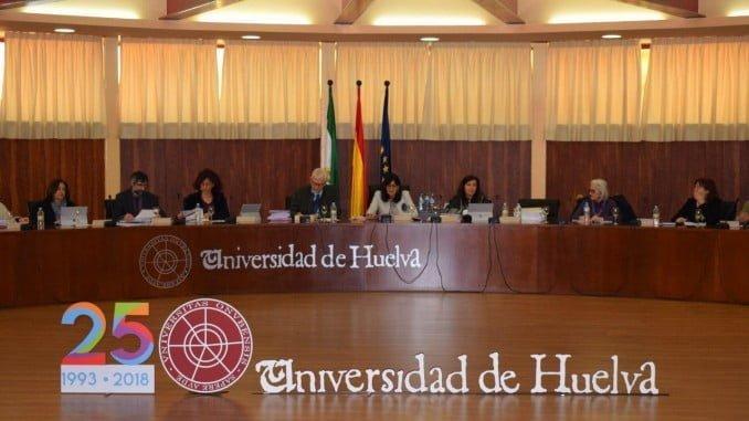 Consejo de Gobierno de la Universidad de Huelva