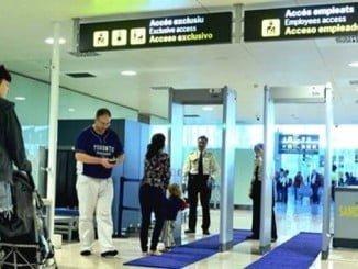 Se convocaba la licitación para la contratación del servicio de seguridad en los aeropuertos de Aena por un importe máximo de 438 millones de euros