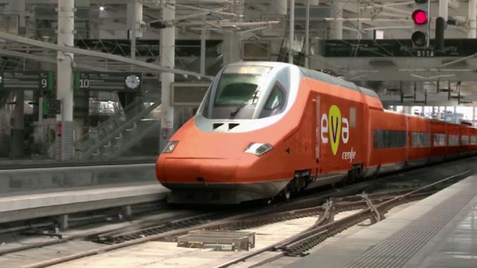 EVA, el nuevo AVE inteligente que se pondrá en marcha en 2019