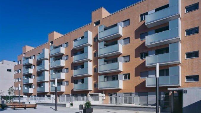 La firma de hipotecas sobre viviendas sube un 9,7% en 2017