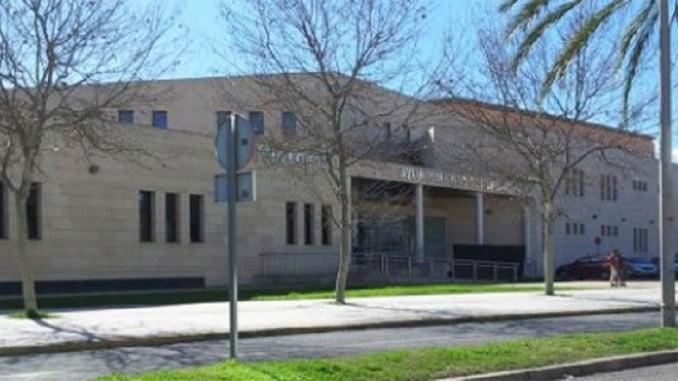 Edificio de la Policía Local de Huelva