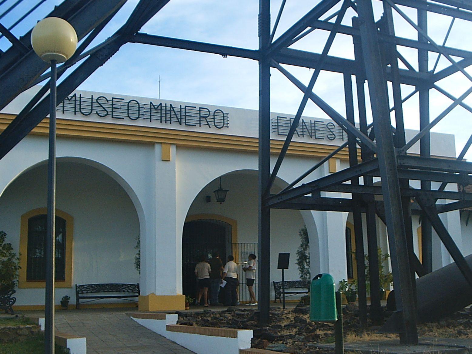 Museo Minero de Riotinto Ernest Lluch