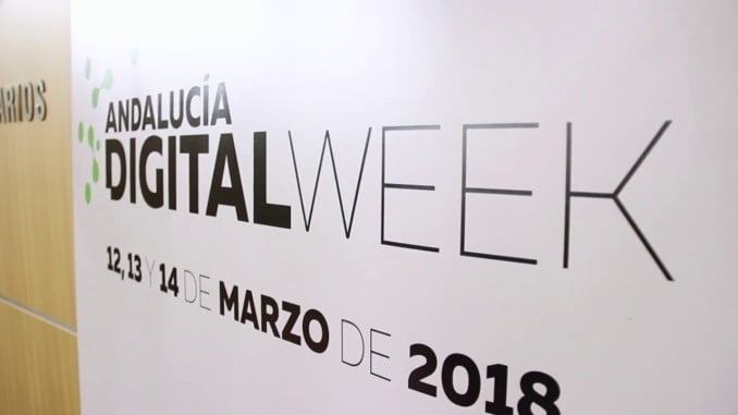 Andalucía Digital Week acogerá la Jornada de Agrotech en su programación del 13 de marzo
