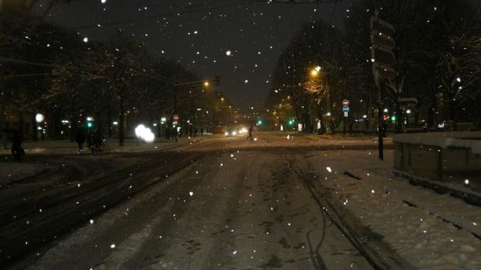 Se espera que nieve en cotas muy bajas