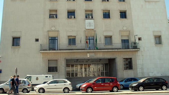 El Palacio de Justicia de Huelva acogió el juicio por el doble crimen de Almonte