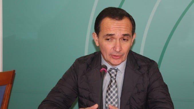 El delegado de Economía, Innovación, Ciencia y Empleo, Manuel Ceada