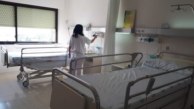Satse denuncia que la falta de plantilla en el Infanta Elena impide abrir más camas