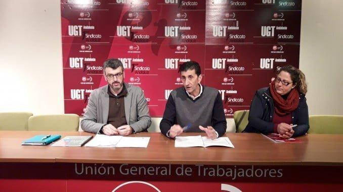 UGT ha presentado un plan con 210 medidas para recuperar el empleo de calidad