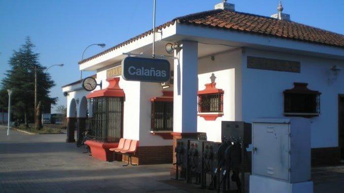 Estación de Calañas
