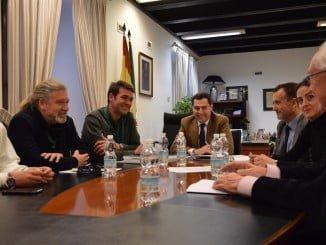 Reunión de AxSí con el Grupo Parlamentario Popular